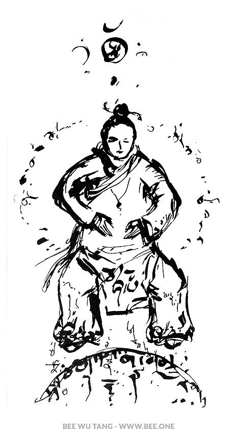 Diving into the Moon Qi Gong
