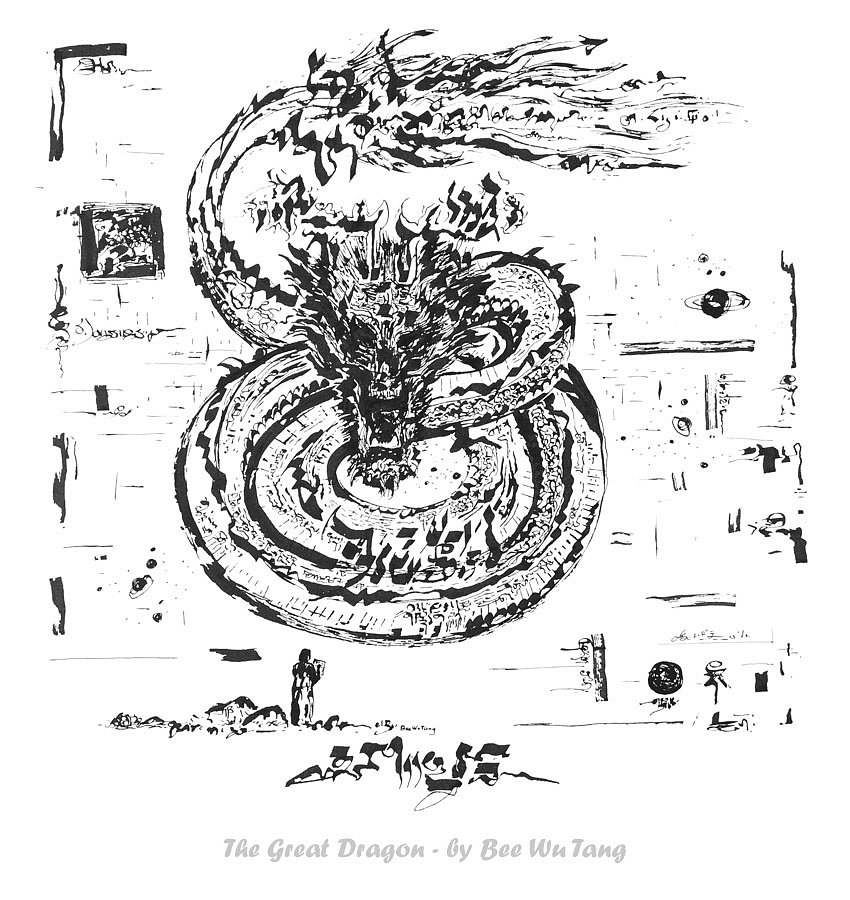 Vision of the Great Dragon