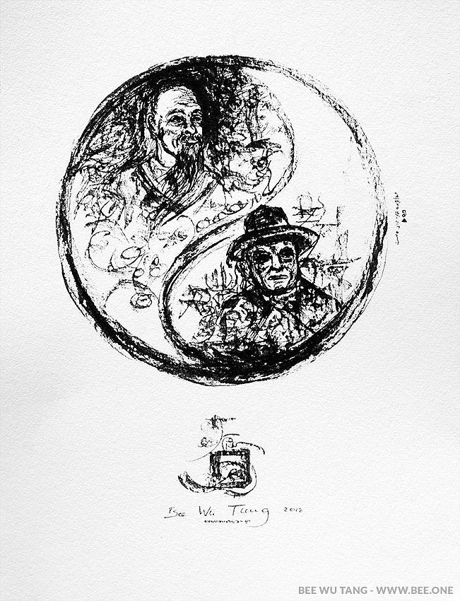 Laozi and Aleister Crowley